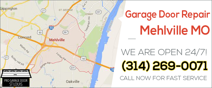 Garage door repair mehlville mo pro garage door service for Garage door repair st louis mo
